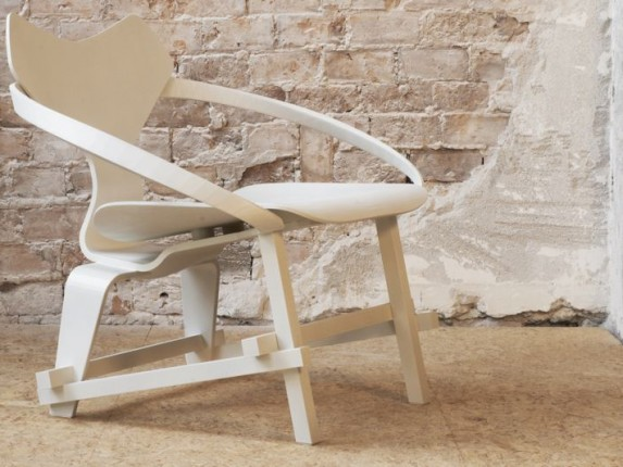 Diederik Scheenmann Mash Up chair stoel