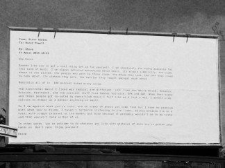 Steve Albini sample 2