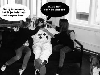 """""""Ik ga vaak voor knullige foto's met Hollandse herkenbaarheid"""""""