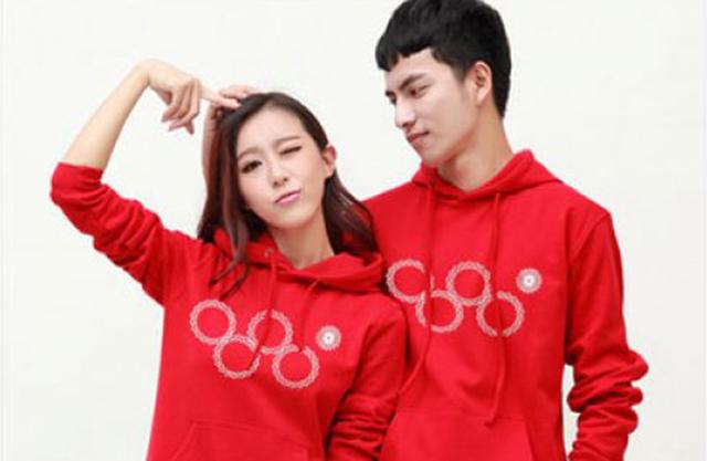 Olympisch logo Sotsji t-shirt